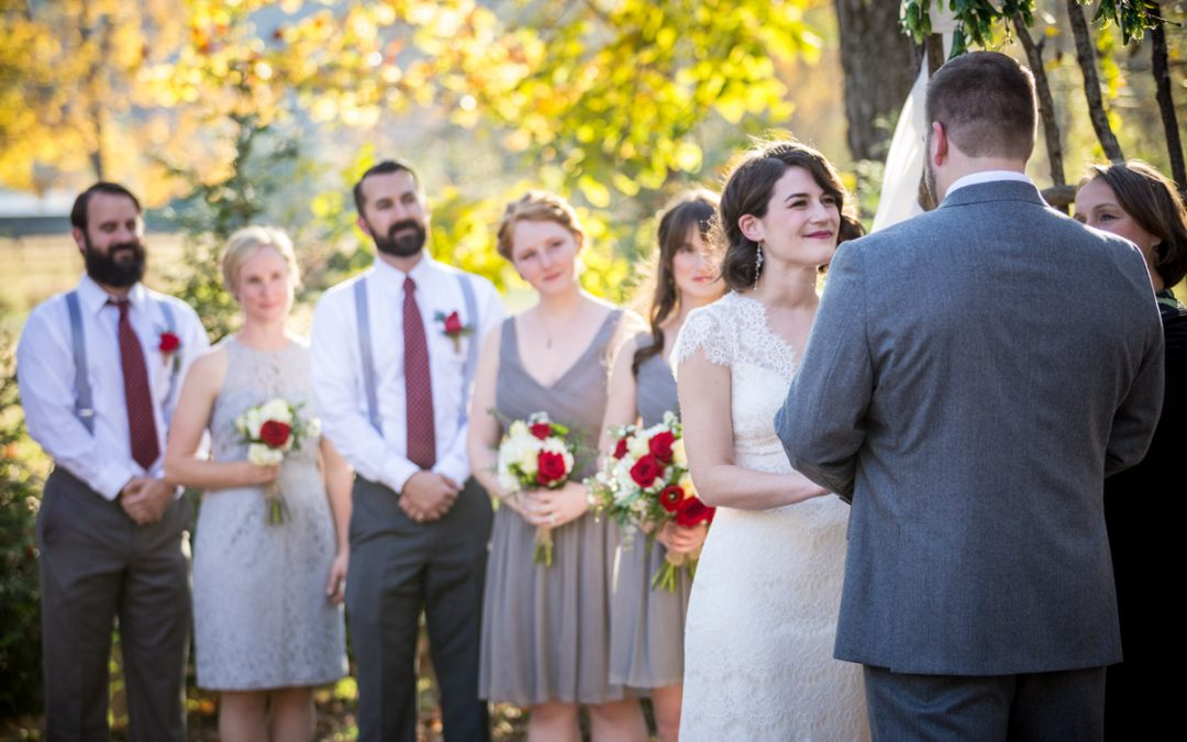 FALL WEDDING | HIDDEN RIVER EVENTS | SWANNANOA NC