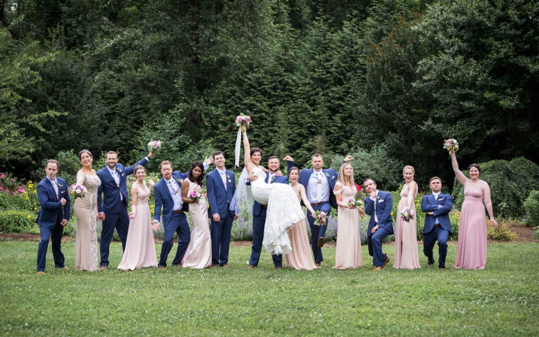 SPRING BLUSH | HIDDEN RIVER EVENTS | SWANNANOA NC